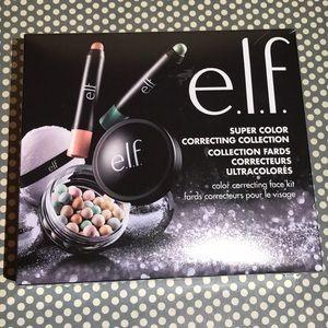 E.L.F super colour collection